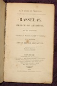 Rasselas, Prince of Abyssinia