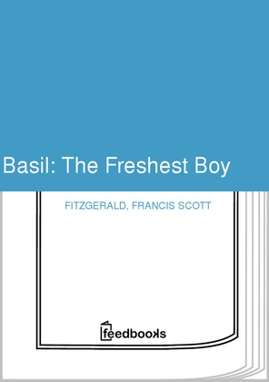 Basil: The Freshest Boy