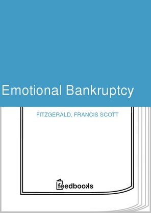 Emotional Bankruptcy