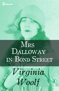 Mrs Dalloway in Bond Street