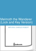 Melmoth the Wanderer (Lock and Key Version)