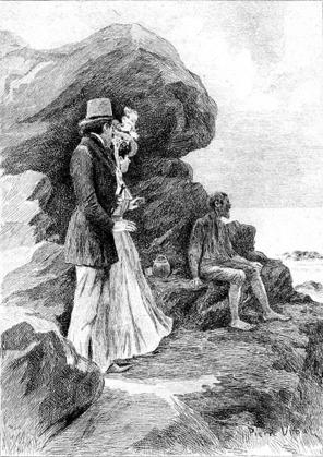 Image de couverture (Un drame au bord de la mer )