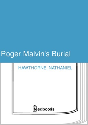 Roger Malvin's Burial