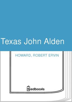 Texas John Alden