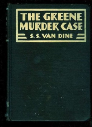 The Greene Murder Case