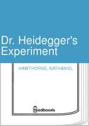 Dr. Heidegger's Experiment