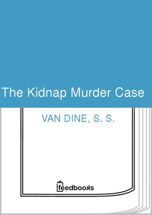 The Kidnap Murder Case