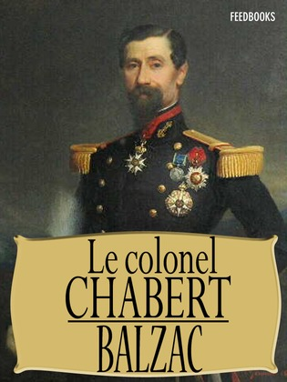 Image de couverture (Le Colonel Chabert)