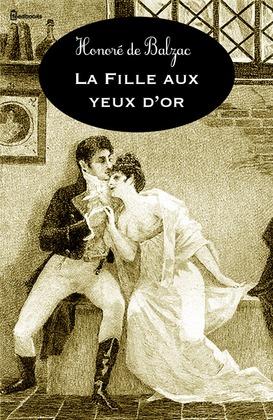 La Fille aux yeux d'or | Honoré de  Balzac