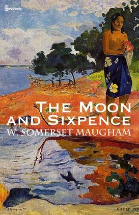 ผลการค้นหารูปภาพสำหรับ the moon and sixpence