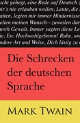 Die Schrecken der deutschen Sprache