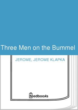 Three Men on the Bummel