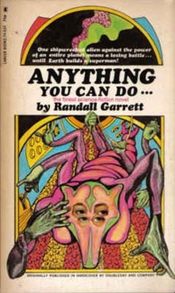 Anything You Can Do ...