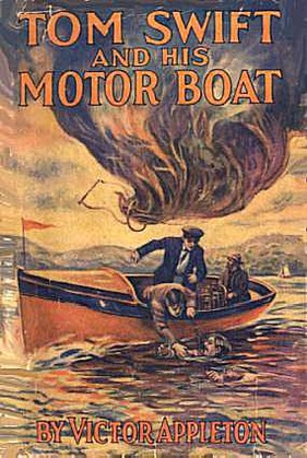 Tom Swift and His Motor-Boat