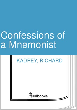 the mind of a mnemonist pdf