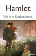 Hamlet By William Shakespeare Book Cover Hamlet