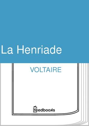 La Henriade | Voltaire