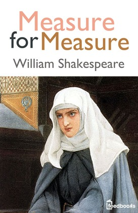Image result for measure for measure book