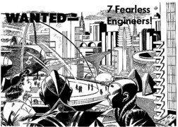 Wanted - 7 Fearless Engineers!