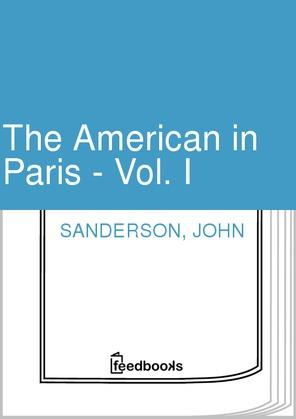 The American in Paris - Vol. I