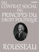 Du contrat social ou Principes du droit politique