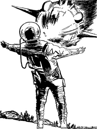 Death of a Spaceman