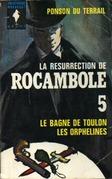 La Résurrection de Rocambole - Tome I - Le Bagne de Toulon - Antoinette