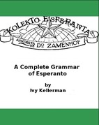 A Complete Grammar of Esperanto