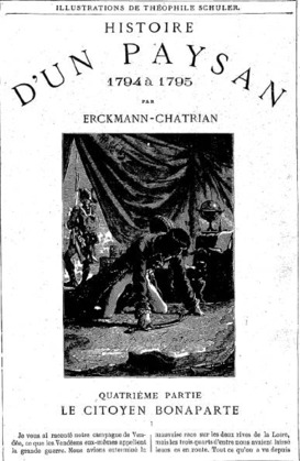 Histoire d'un paysan - 1794 à 1795 - Le Citoyen Bonaparte