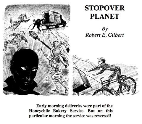 Stopover Planet