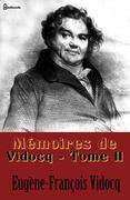 Mémoires de Vidocq - Tome II