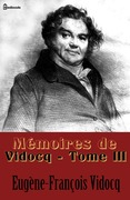 Mmoires de Vidocq - Tome III