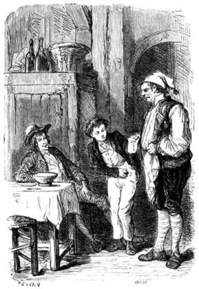 Les pérégrinations escapades et aventures de Claude La Ramée et de son cousin Labiche | Eugène Nyon