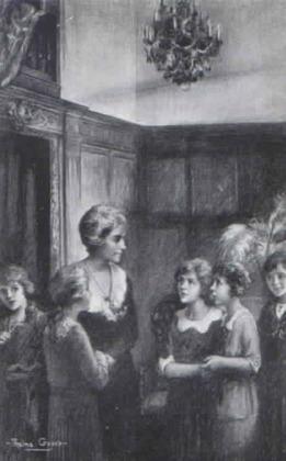 Betty Gordon at Boarding School