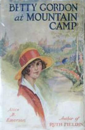 Betty Gordon at Mountain Camp