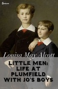 Little Men: Life At Plumfield With Jo's Boys