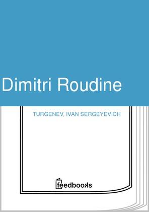 Dimitri Roudine