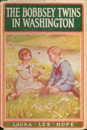 The Bobbsey Twins' Adventure in Washington Bobbsey Twins, No. 12