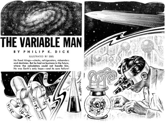 The Variable Man