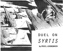 Duel on Syrtis