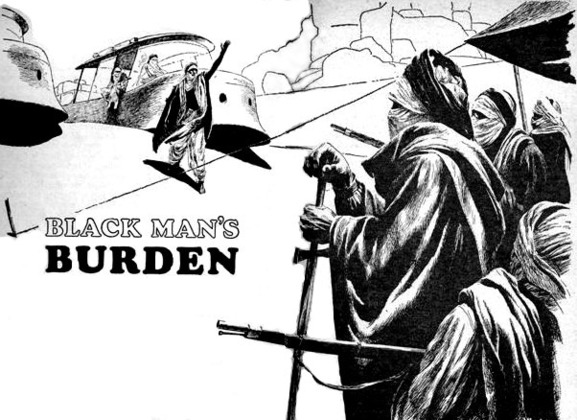 Black Man's Burden