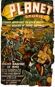 The Golden Amazons of Venus