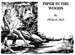 Piper in the Woods