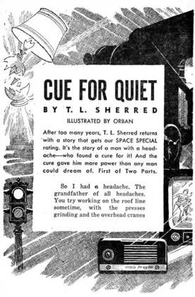 Cue for Quiet