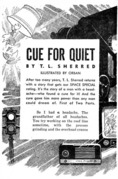 Cue for Quiet