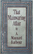 That Mainwaring Affair