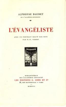 L'Évangéliste | Alphonse Daudet