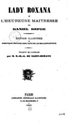 Lady Roxana | Daniel Defoe