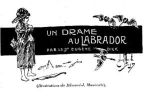 Un drame au Labrador