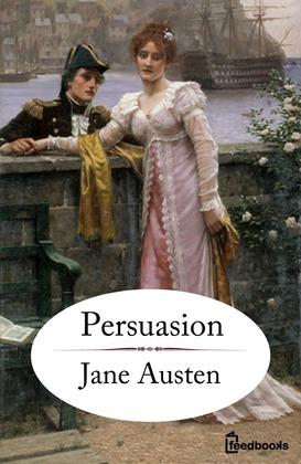 Persuasion - Jane Austen | FeedbooksPersuasion Book Cover